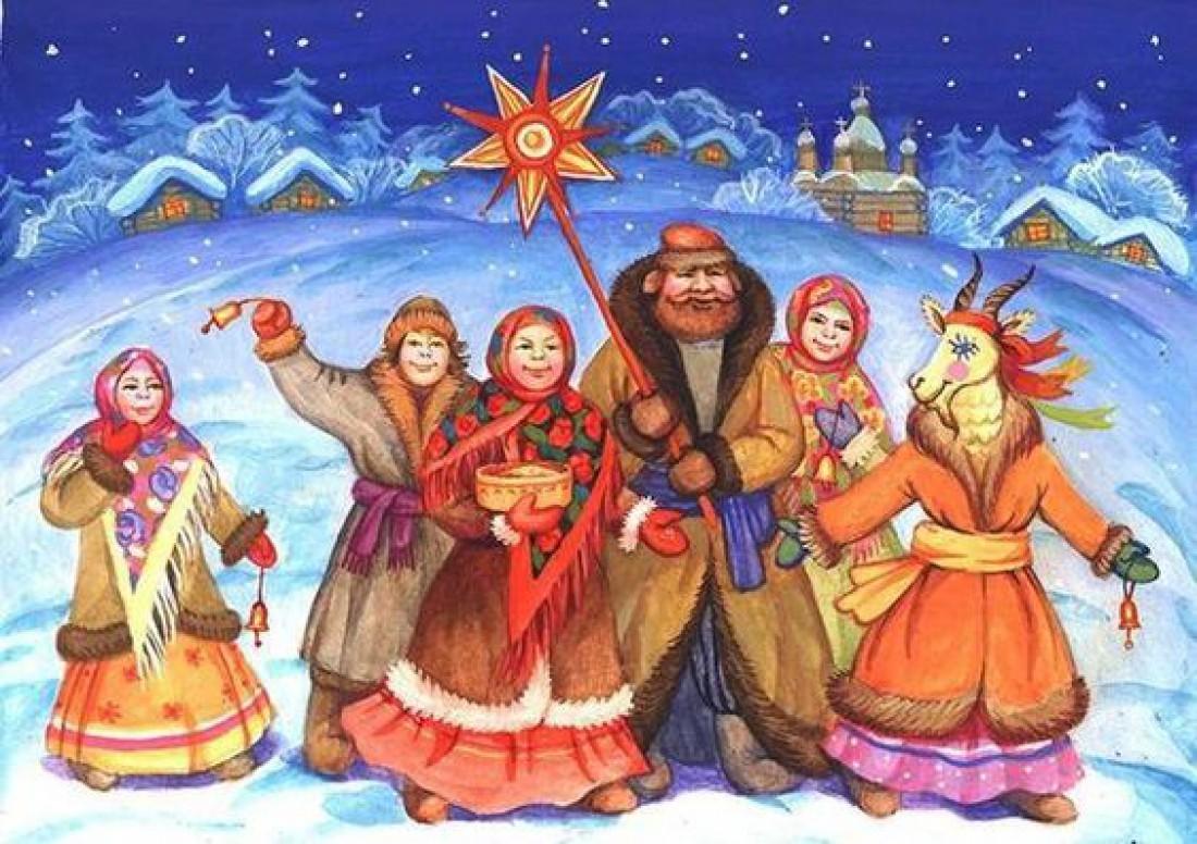 Щедривки для взрослых: Смешные тексты на украинском языке