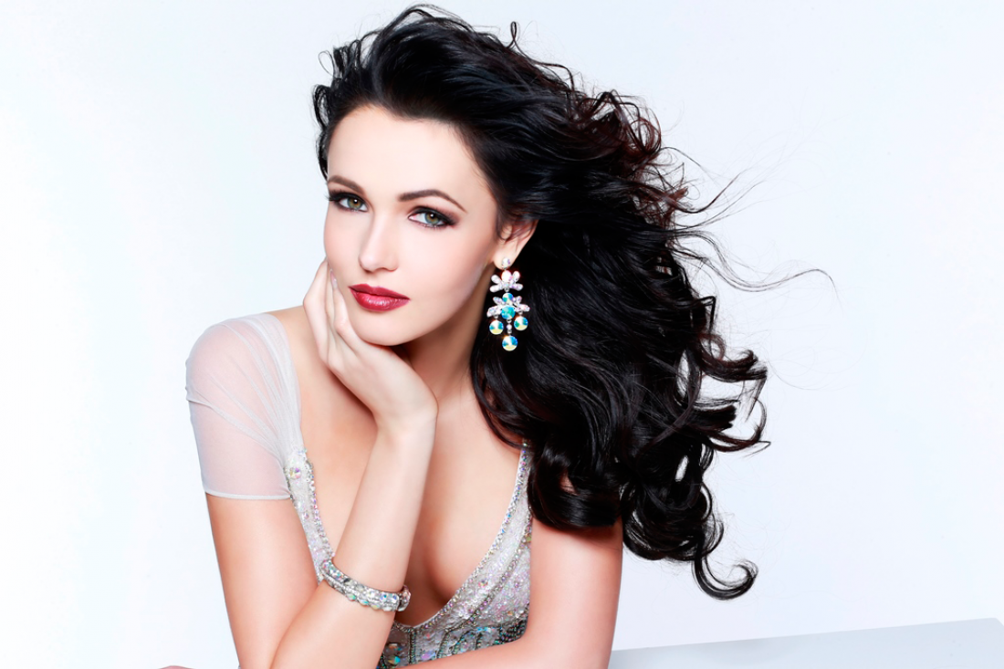 Мисс Украина Вселенная 2013 – Ольга Стороженко