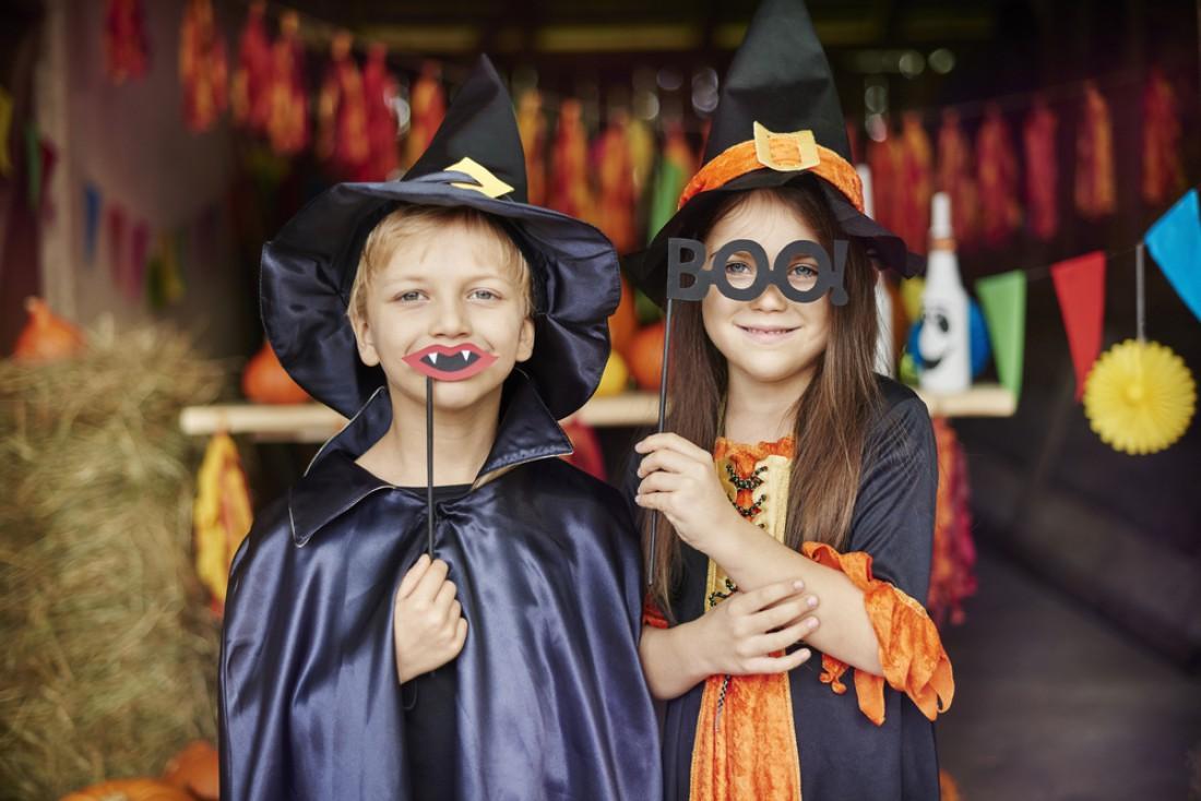 Маски на Хэллоуин: Идеи для твоего образа