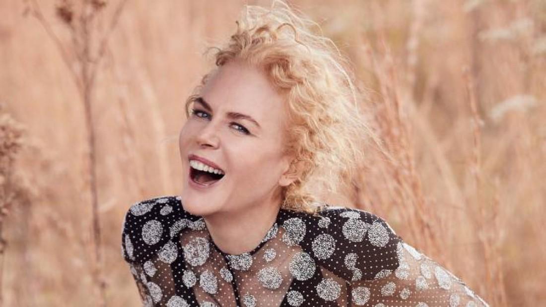 Актриса Николь Кидман в новой фотосессии