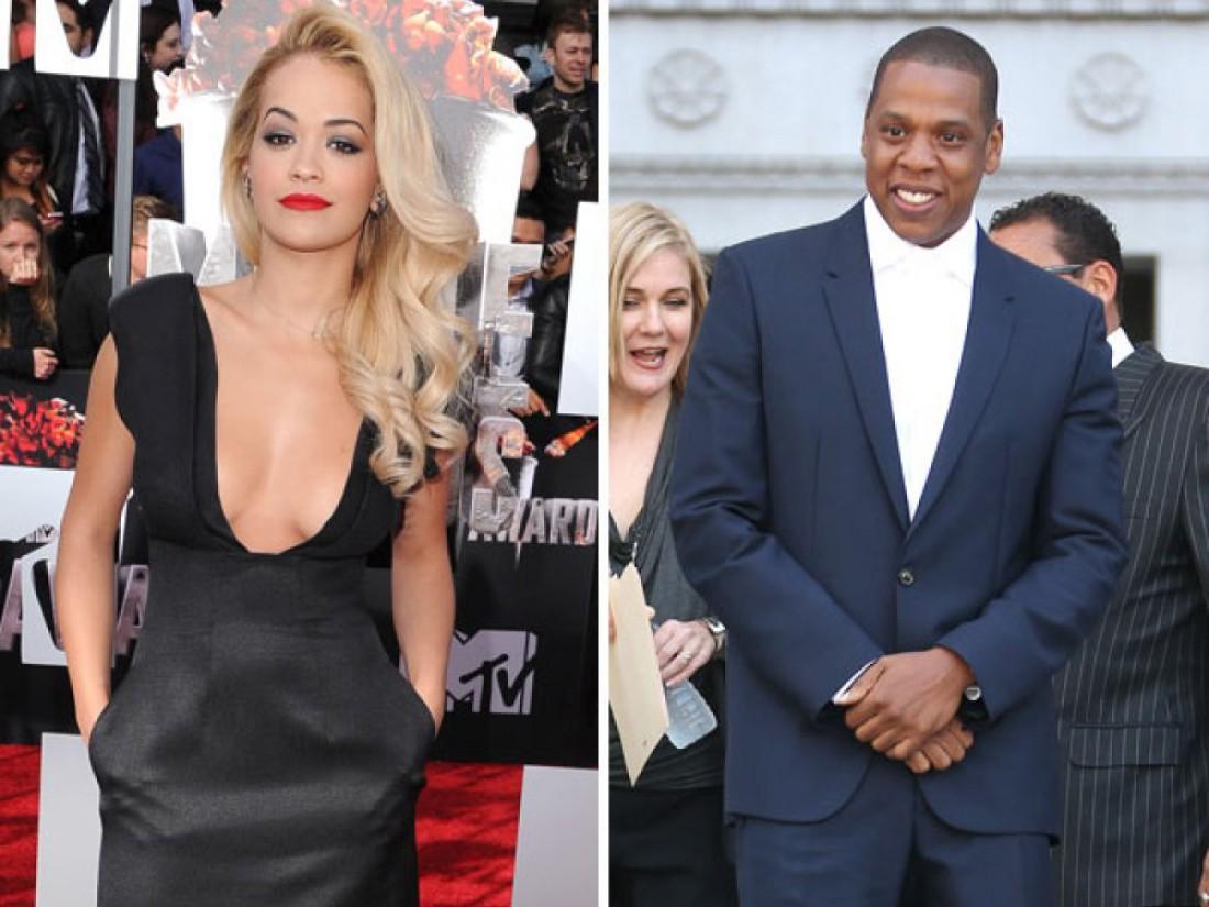 Рита Ора и Jay Z