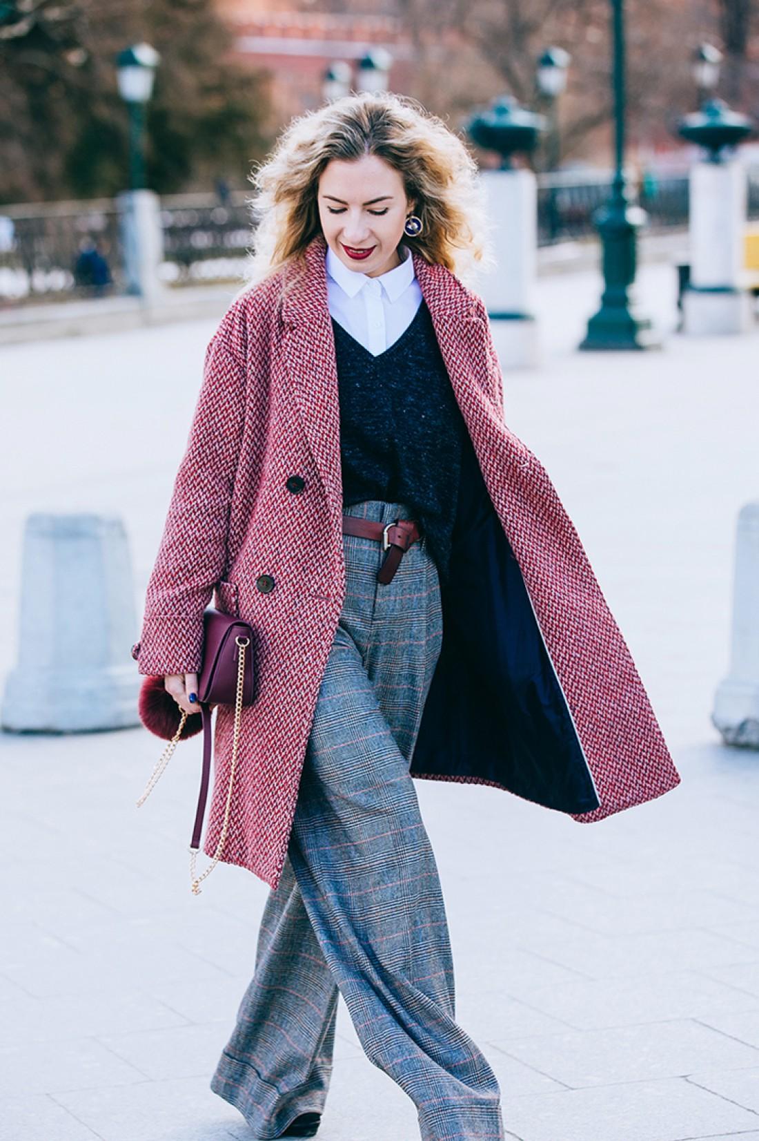 Модный блогер Маргарита Маслова