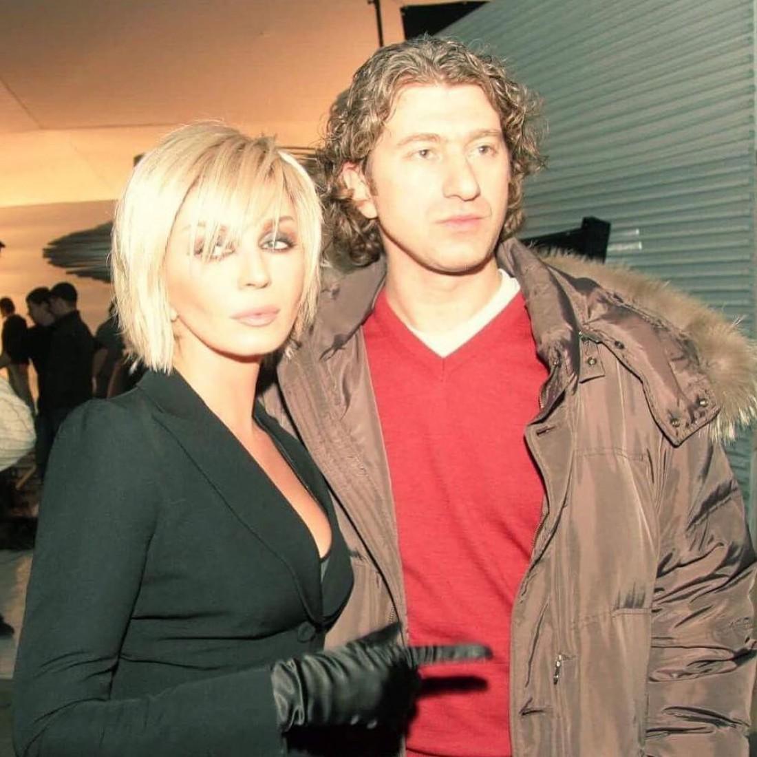 Ирина Билык запостила архивное фото с бывшим мужем