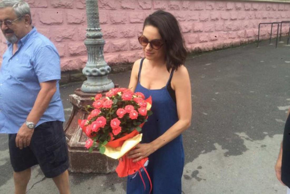 Мила Кунис в Черновцах