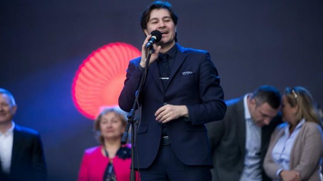 Евровидение 2017: Евгений Нищук