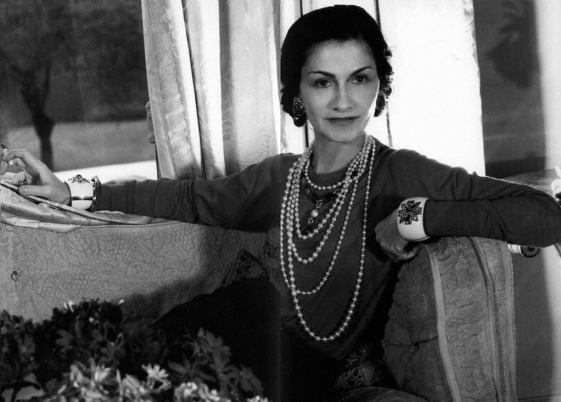 Легендарный модельер Коко Шанель