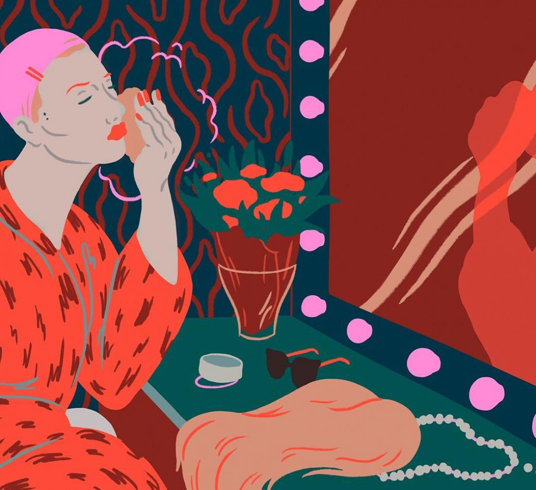 Иллюстрации Сары Андреассон