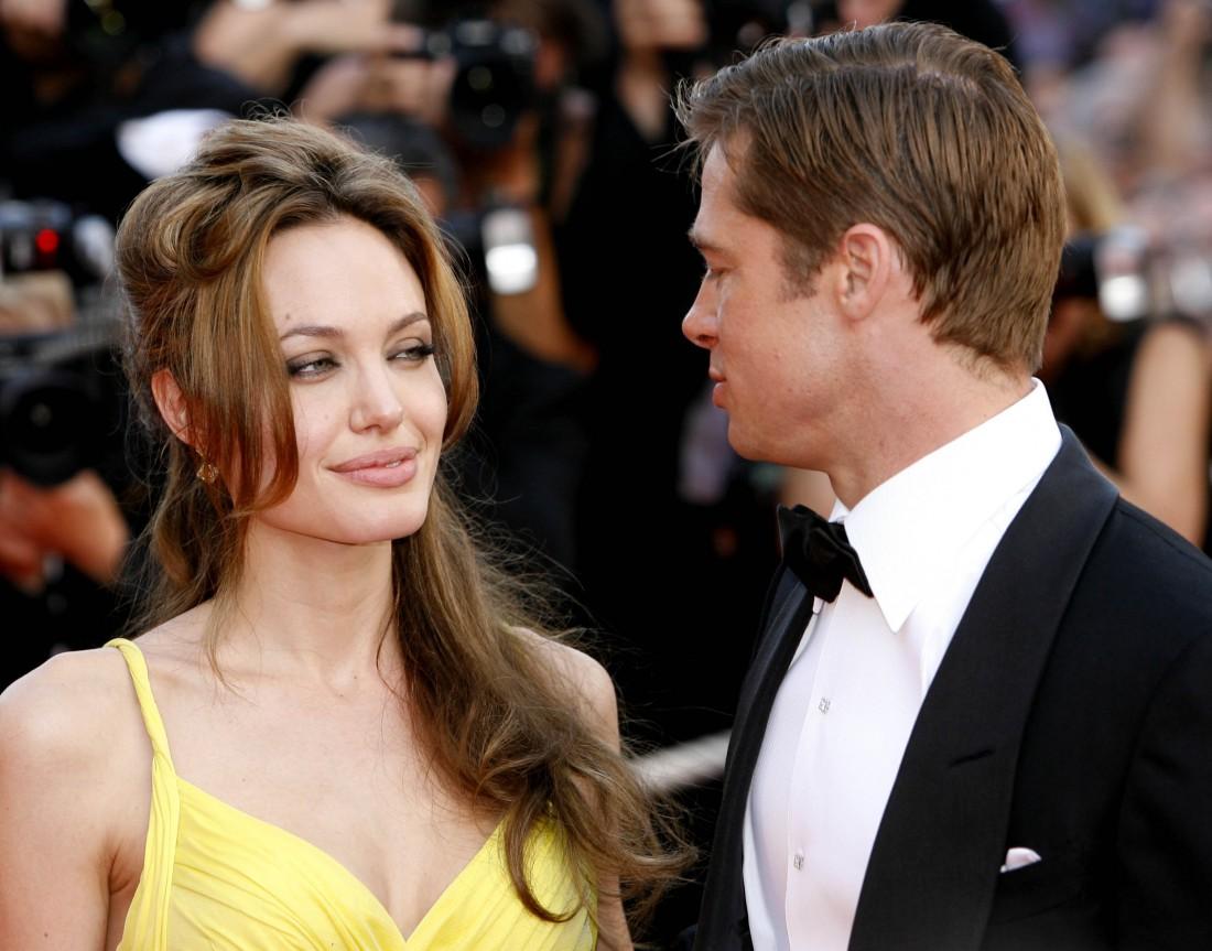 Джоли иПитт смогли договориться