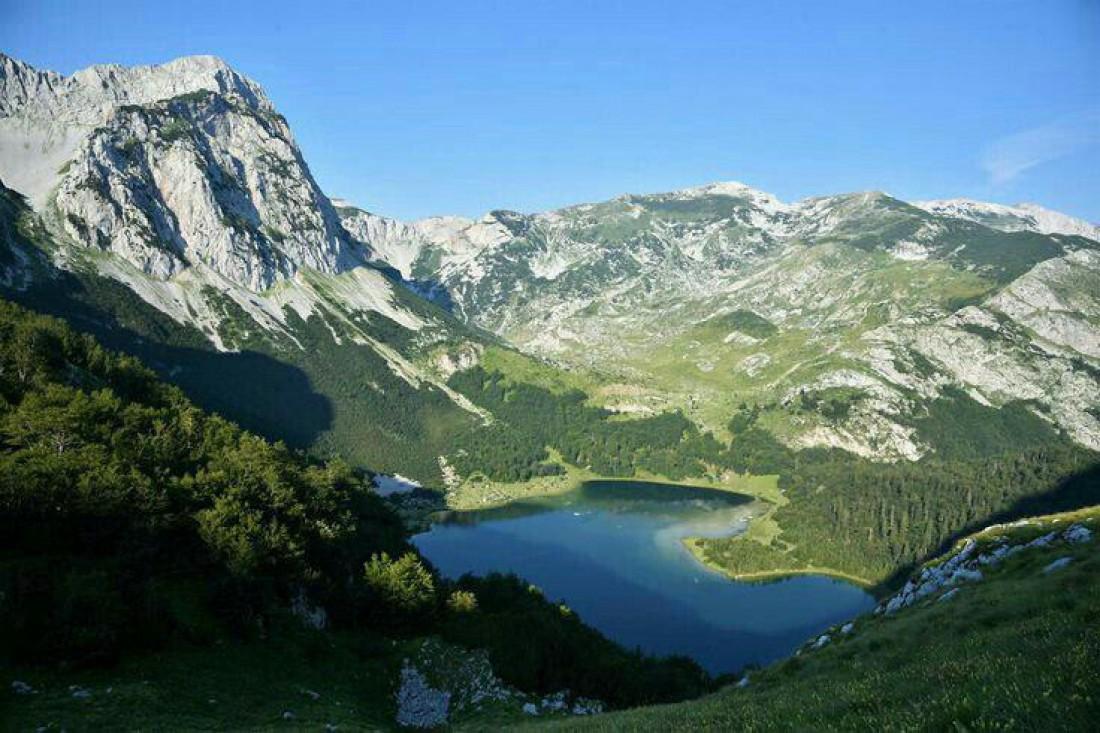 Национальный парк Сутьеска - самый старый парк государства