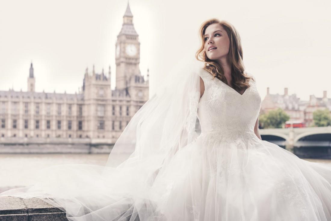 свадебное платье больших размеров