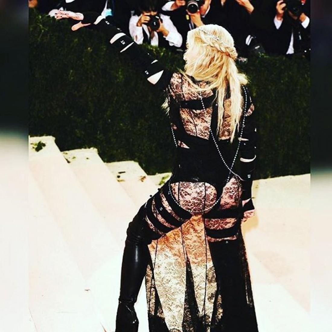 Мадонна на MET Gala 2016
