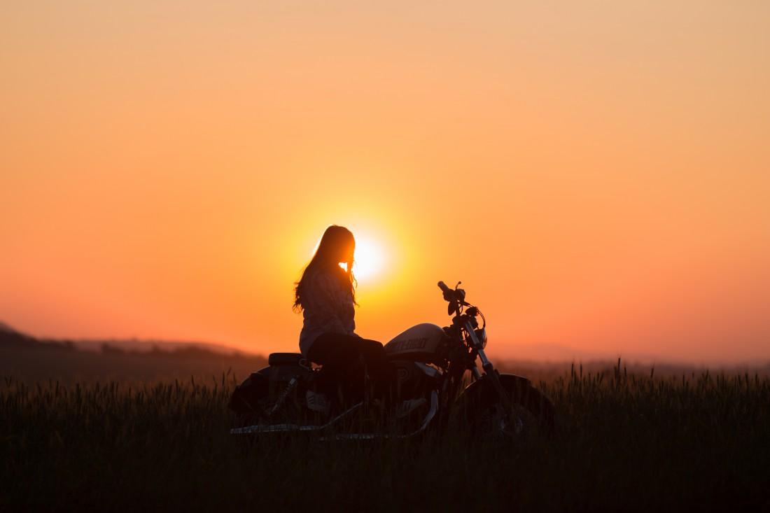 Путешествие на мотоцикле