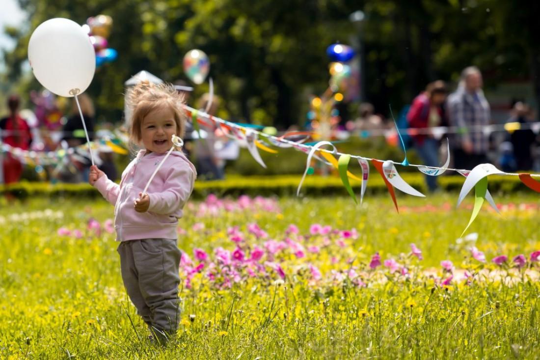 В Киеве состоится масштабный фестиваль для всей семьи