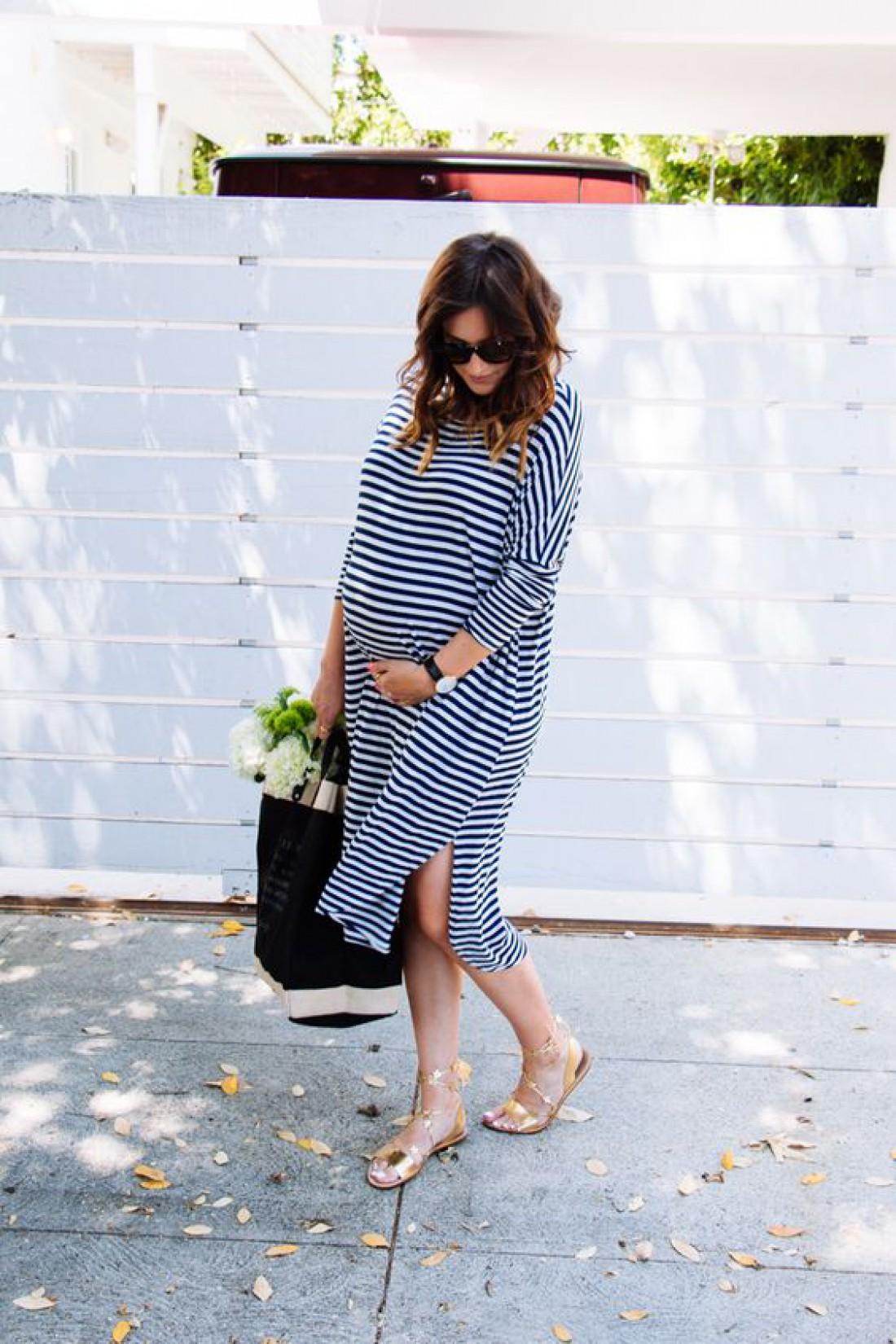 Примерно 7% беременных страдает от токсикоза на поздних сроках беременности