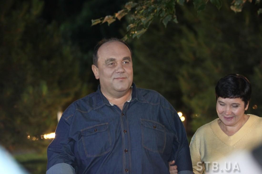 Игорь с женой Галиной