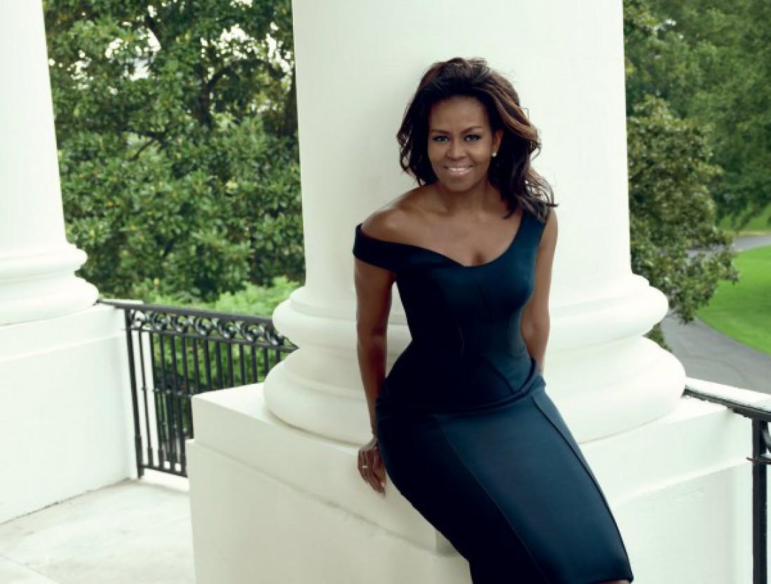 Мишель Обама для Vogue