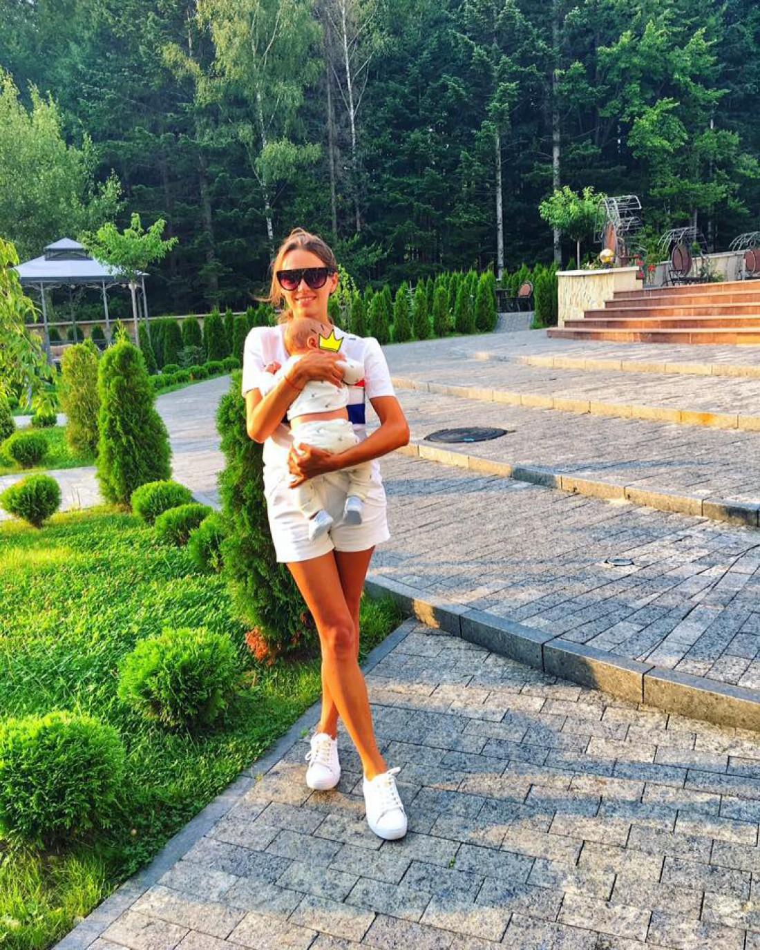Жена Григория Решетника