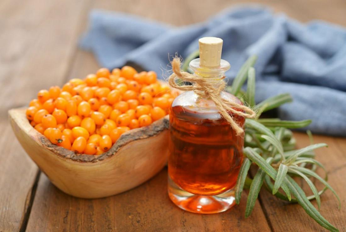 Облепиха - настоящий кладец витаминов