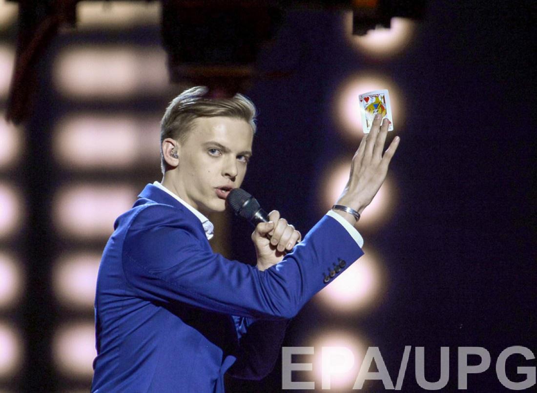 Евровидение 2016: Юри Поотсманн (Эстония)
