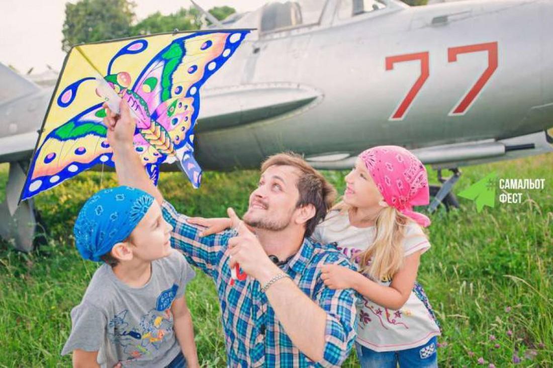 На территории Государственного музея авиации состоится фестиваль