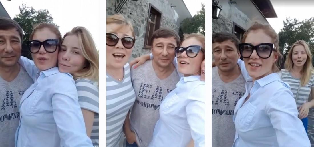 Семья Алены Омаргалиевой