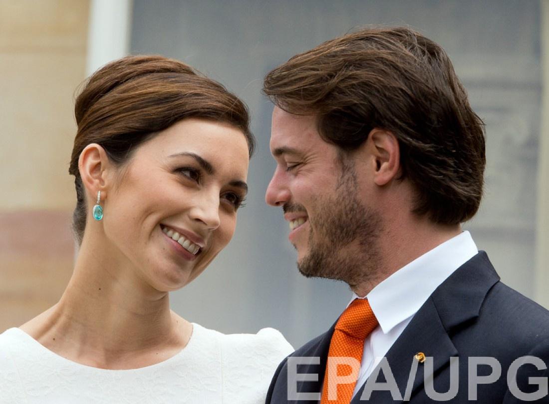 Принцесса Клэр и принц Феликс