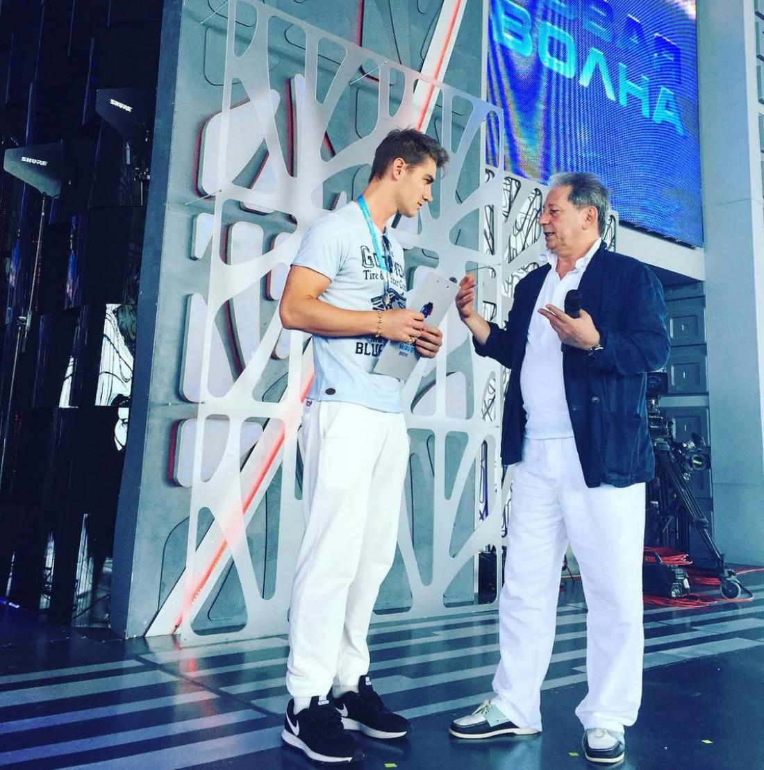 Новая волна 2016: Алексей Воробьев и Александр Ревзин