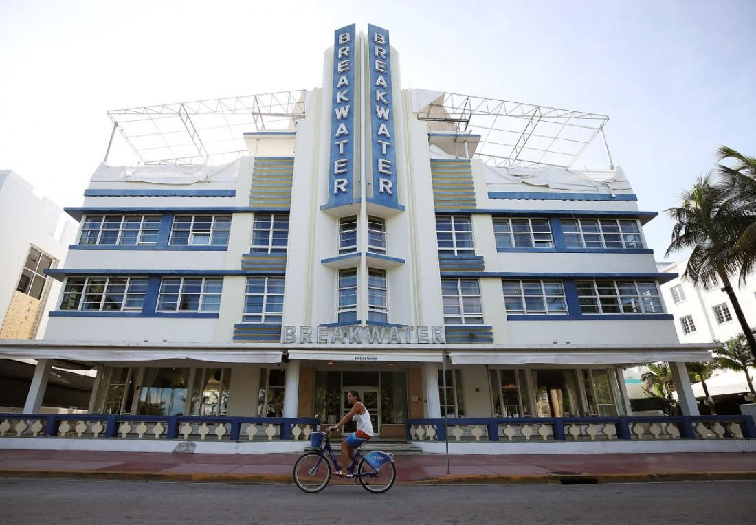 Отель Брейквотер Саут-Бич (Майами, США)