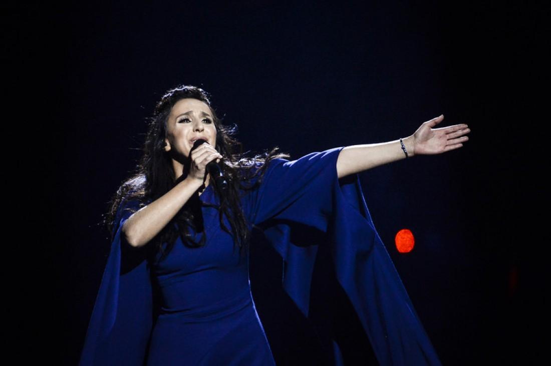Финал Евровидения 2016: Джамала (Украина)
