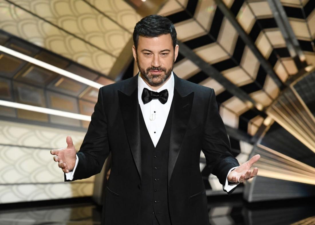 Оскар 2018: Джимми Киммел