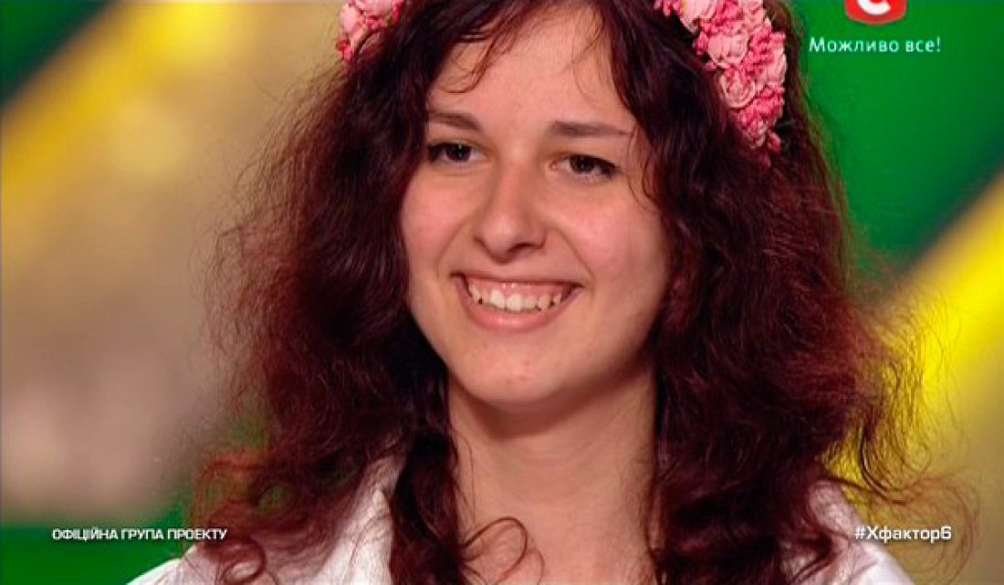 Х-фактор 6 сезон: 17-летняя Бельгис из Германии