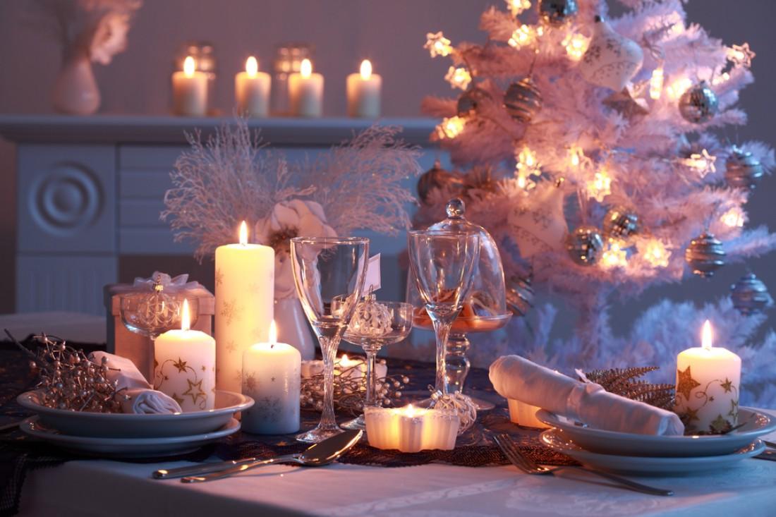 Варианты декора праздничного стола