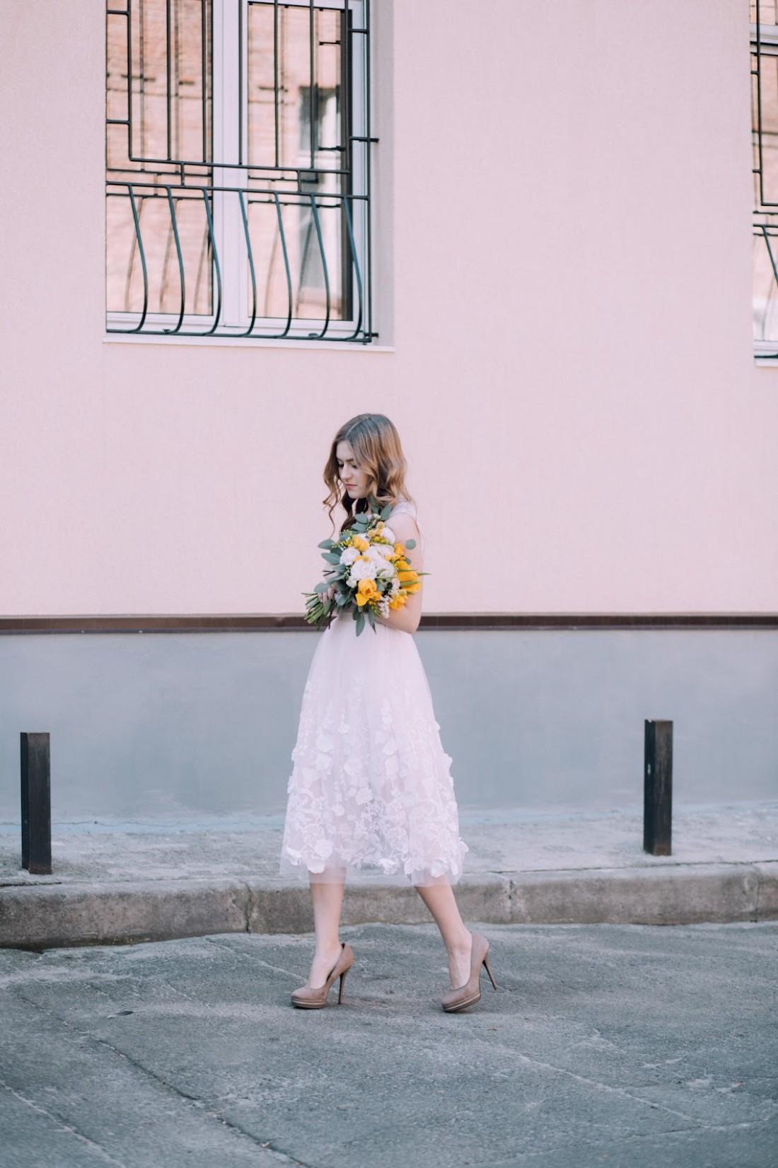 Весенний образ от блогера Marie Latte