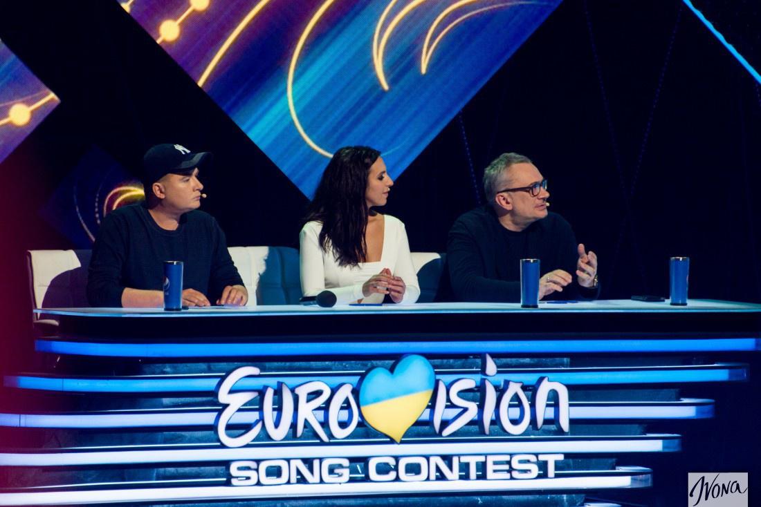 Финал отбора на Евровидение 2017 от Украины: жеребьевка