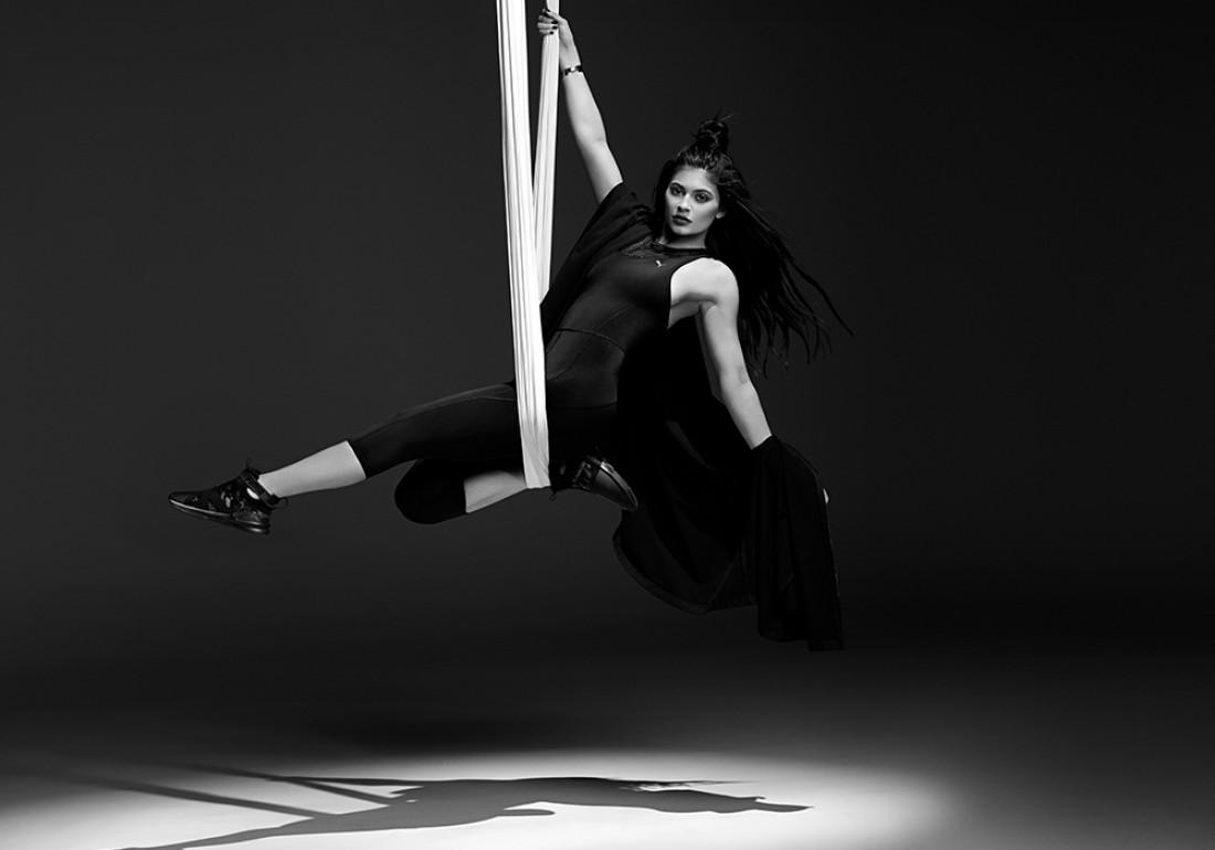Новая рекламная кампания спортивного бренда Puma