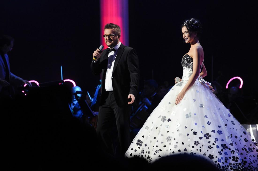Александр Пономарев и Мария Яремчук