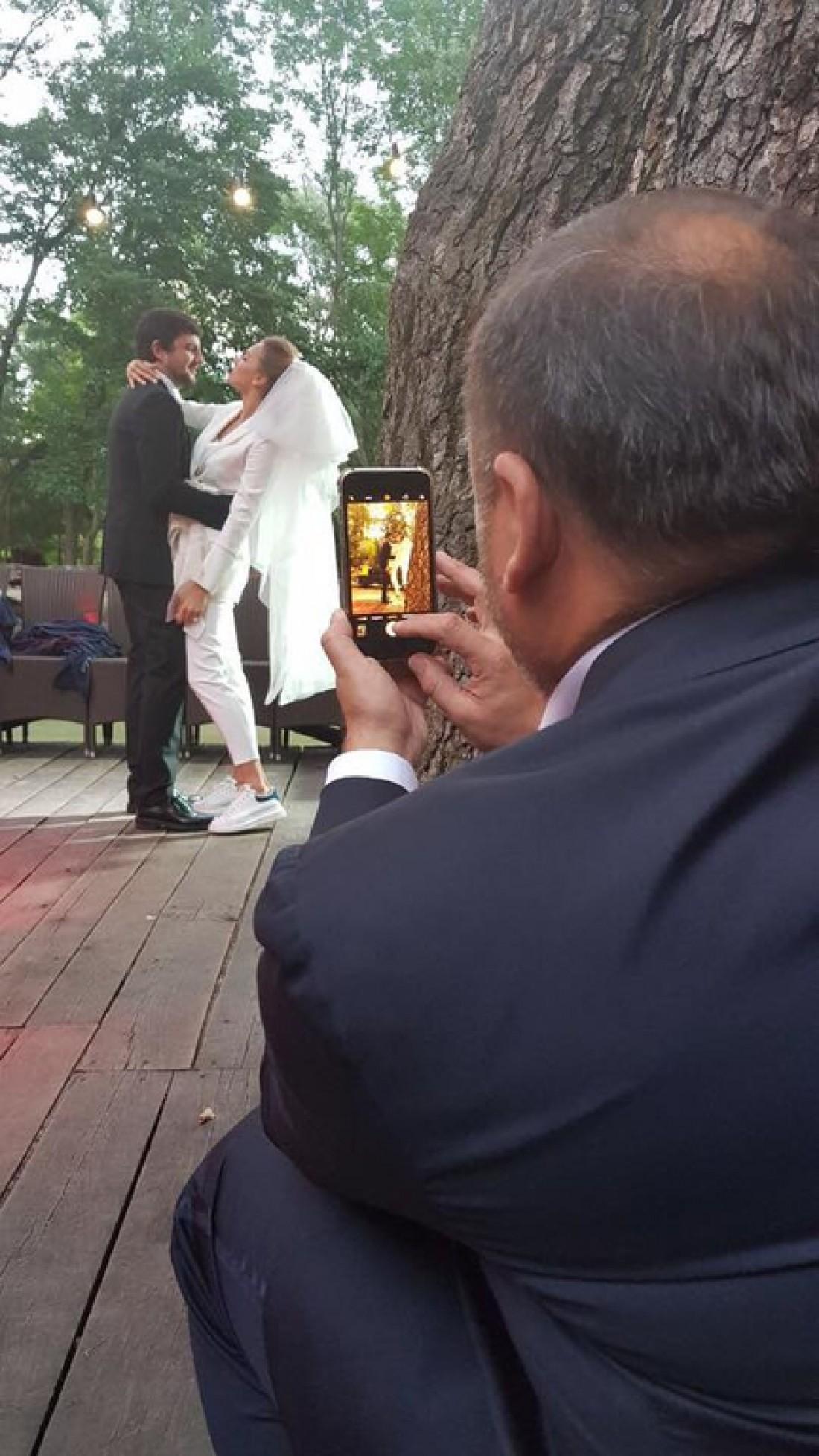 Свадьба Аллы Добкиной