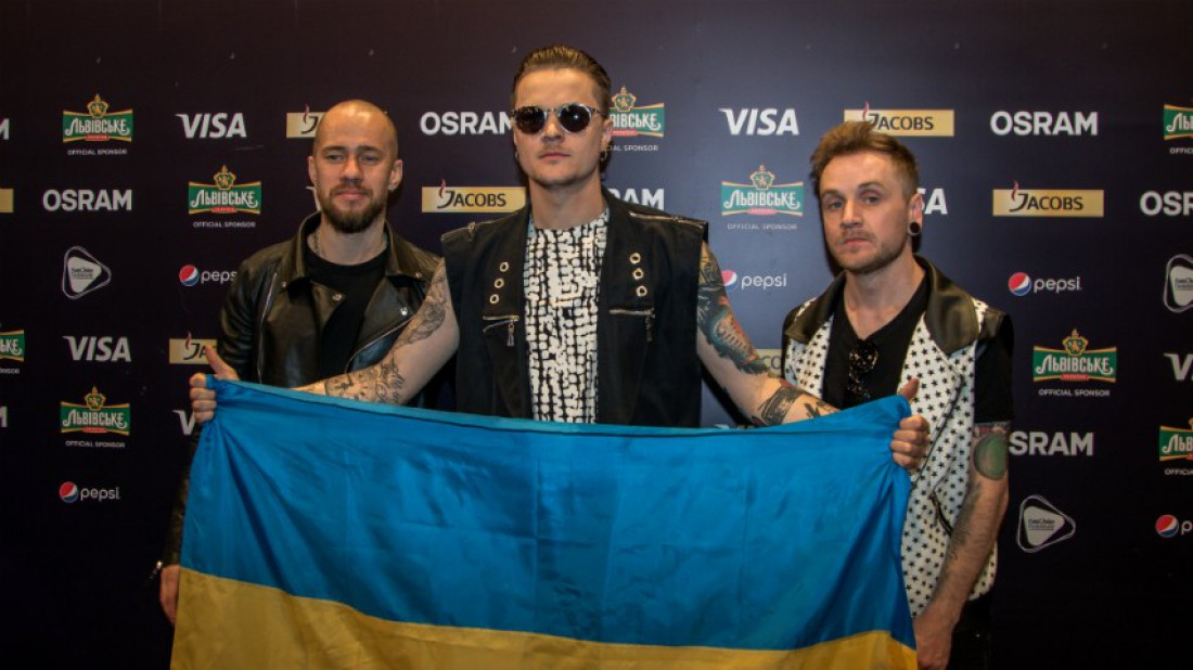 Евровидение 2017: пресс-концеренция O.Torvald
