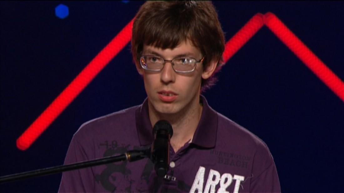 Х-фактор 7 сезон: Николай когда-то был звездой интернета