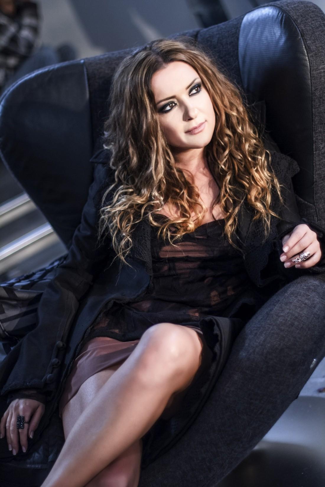 Певица Наталья Могилевская продолжает худеть