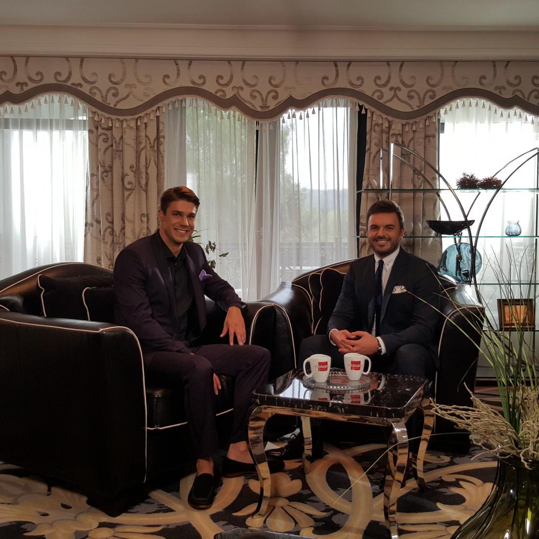 Холостяк 7: Дмитрий Черкасов и Григорий Решетник