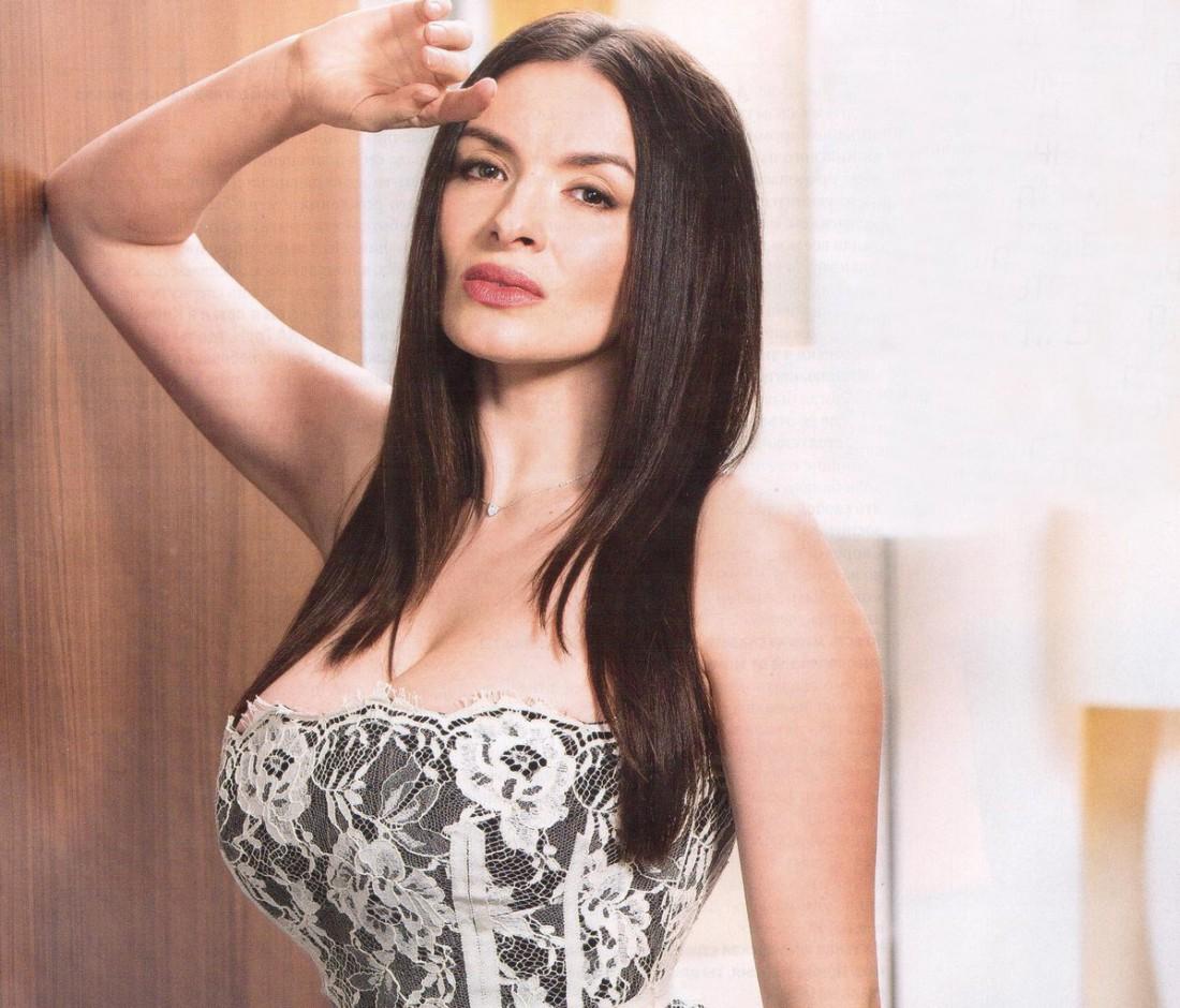 Певица Надежда Мейхер рассказала о рождении третьего ребенка