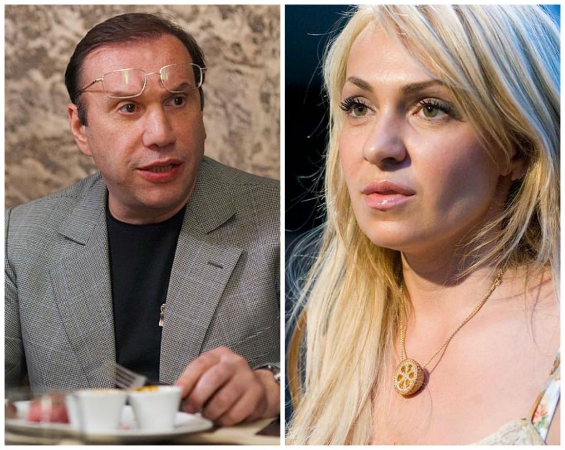 Виктор Батурин и Яна Рудковская