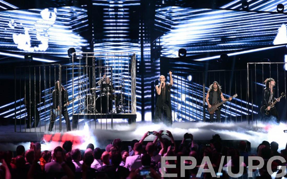Евровидение 2016 первый полуфинал: Результаты голосования