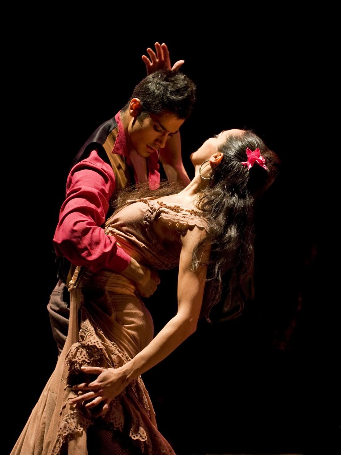 Фламенко нельзя сыграть, его танцуют и проживают каждый раз