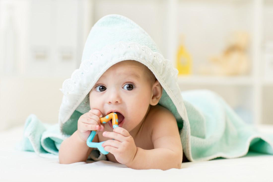 Купание малыша: простые правила
