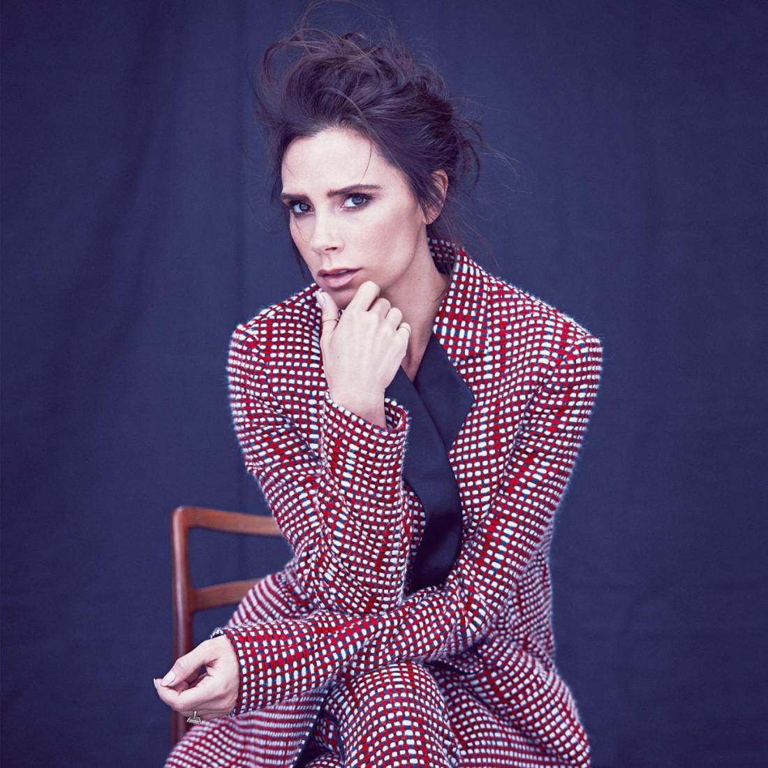 Виктория Бекхэм хочет сшить свадебное платье для Пиппы Миддлтон