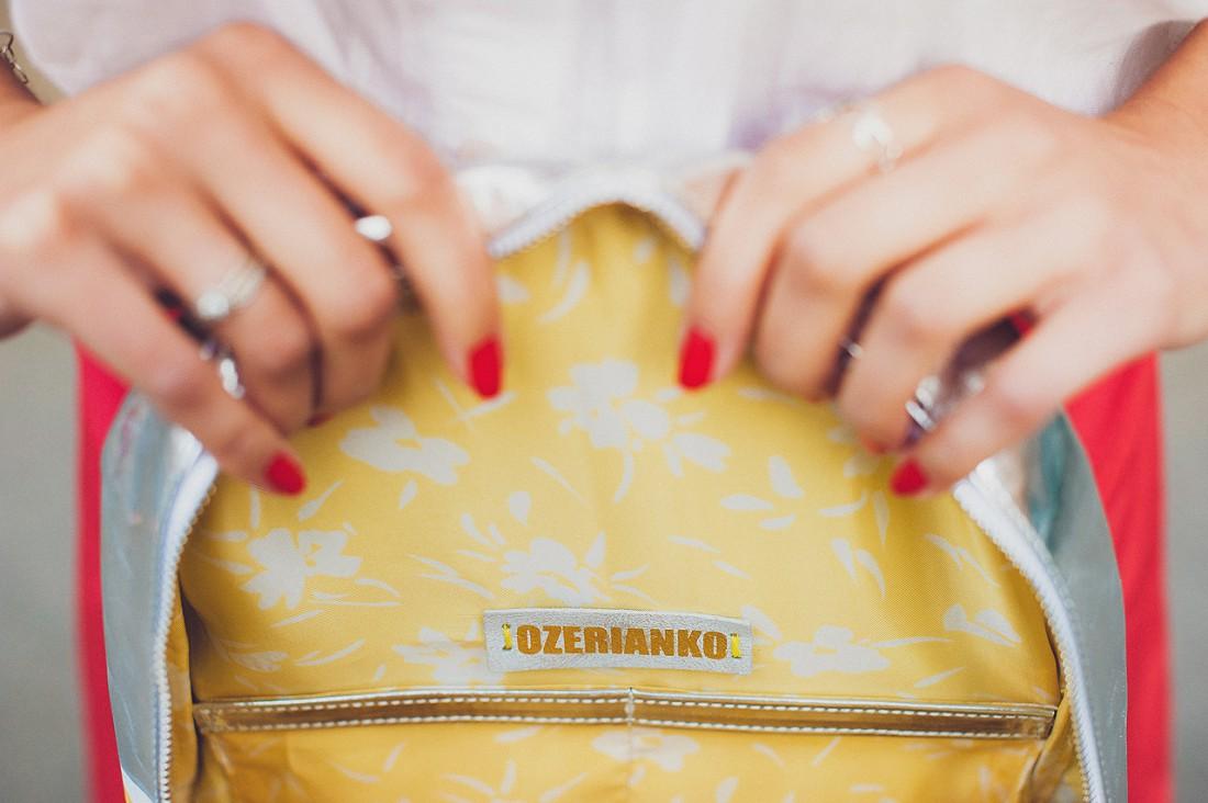 Как создается сумка бренда Ozerianko Bags
