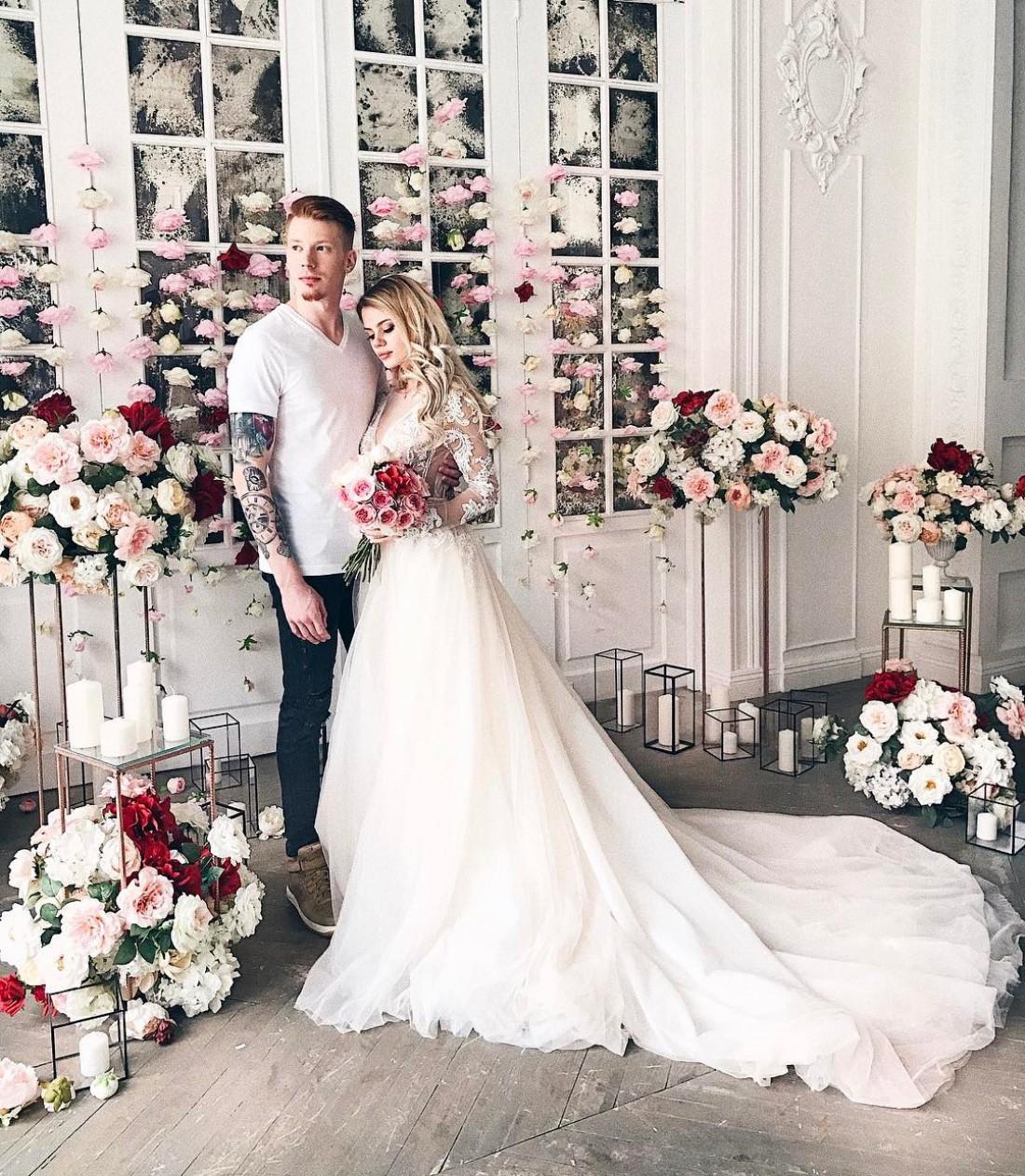 Фото невеста преснякова