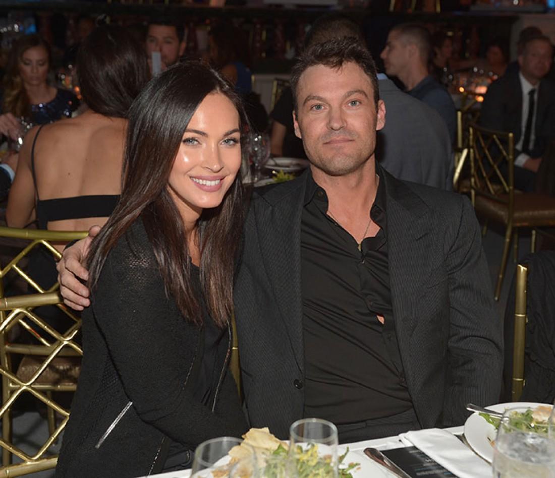 Меган и Брайан